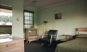 Stephen Shore's Room 11, Star Hotel, Manistique, MI