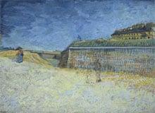 Whitworth Gallery / Van Gogh