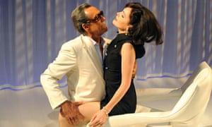 Aristo, starring Robert Lindsay and Diana Quick