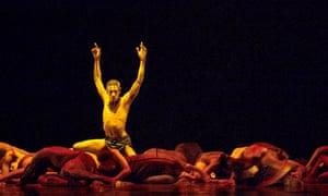 The Australian Ballet and Bangarra Dance Theatre performing Rites