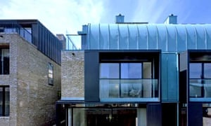 Accordia housing development in Cambridge, winner of the 2008 Stirling prize for architecture