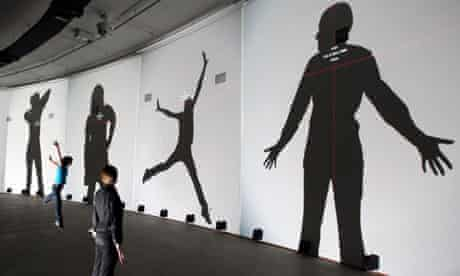Rafael Lozano-Hemmer's Frequency and Volume at Barbican's Curve gallery