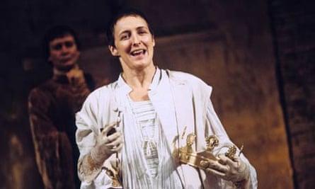 Fiona Shaw as Richard II