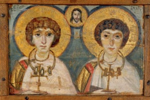 Royal Academy Byzantium exhibition