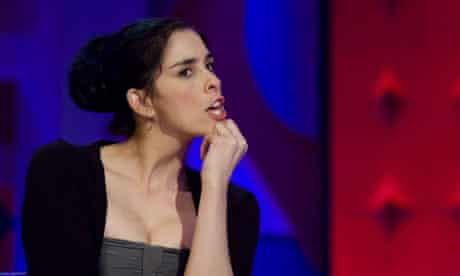 Sarah Silverman on the Jonathan Ross Show