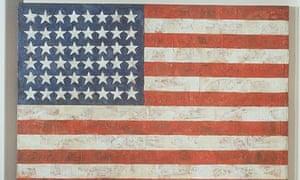 Jasper Johns' Flag