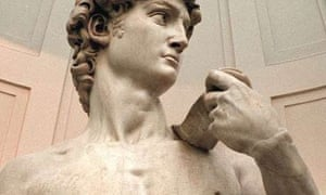 1000 artworks: Michelangelo's David