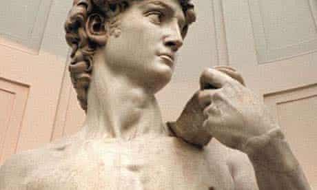 1000 artworks: Michelangelo's David