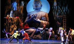Damon Albarn's opera Monkey: Journey to the West