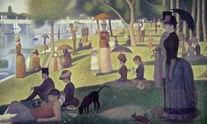 1000 artworks: Seurat's Sunday Afternoon on the Island of La Grande Jatte (1884-86)
