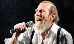 Pete Postlethwaite in King Lear, Everyman theatre, Liverpool