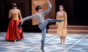 Romeo and Juliet by Mark Morris Dance Group, Barbican, London