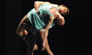 Eternal Light by Rambert Dance Company, Sadler's Wells, London