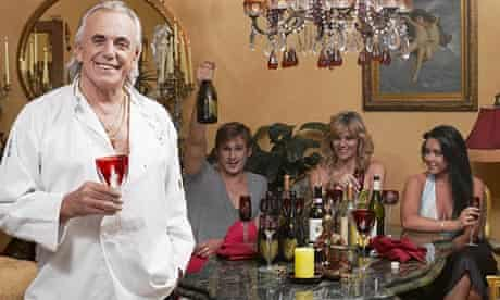 Celebrity Come Dine With Me. Photograph: Channel 4