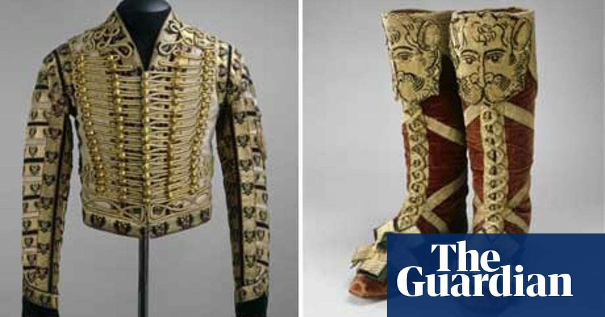 Tsar Turns The V A S Exhibition Of Russian Ceremonial Dress Art And Design The Guardian,Crochet Elephant Afghan Pattern Free