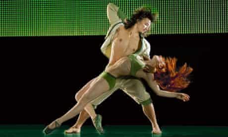 G by Australian Dance Theatre, Queen Elizabeth Hall, London