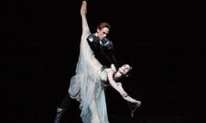 Tamara Rojo and Edward Watson in Ondine