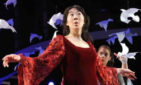 Elizabeth Chan in Cinderella, Lyric Hammersmith