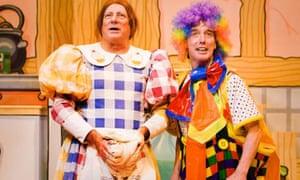 Dick Turpin at Theatre Royal in York