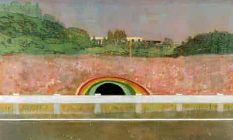 Country Rock by Peter Doig