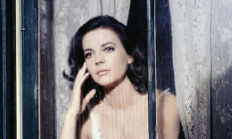 Natalie Wood in the 1961 film version of West Side Story