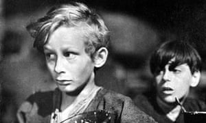 Oliver Twist in the Howard Davies film from 1948