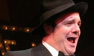 Nathan Lane in The Producers in New York