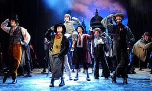 Oliver!, Theatre Royal Drury Lane