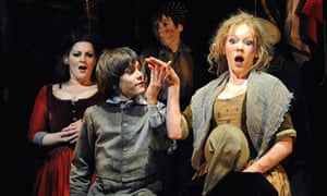 Oliver! at Theatre Royal Drury Lane