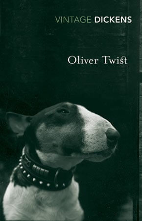 Cover of the book Oliver Twist by Charles Dickens