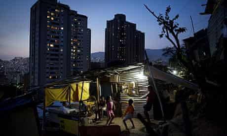 Jonas Bendiksen: Caracas
