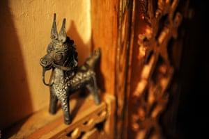 Gallery Khadambi Asalche's home: Khadambi Asalche's home - detail