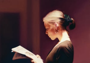 Lesende by Gerhard Richter