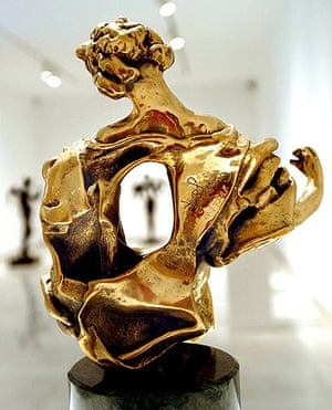 Salvador Dali's Madonna of Port Lligat