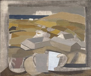 Ben Nicholson: Window in Cornwall