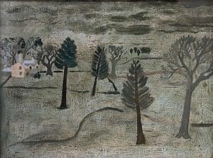 Ben Nicholson: Cumberland landscape