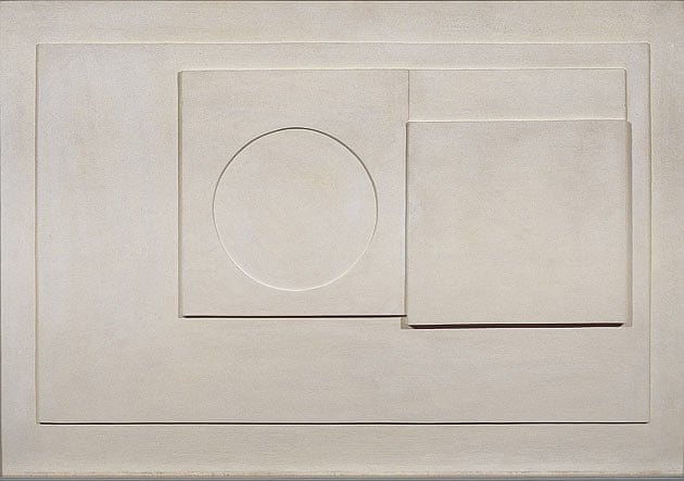 Ben Nicholson At Tate St Ives Art And Design The Guardian