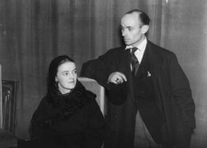 Ben Nicholson and Barbara Hepworth
