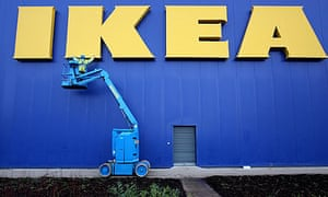 Verdana: Ikea's flat-pack font | Art and design | The Guardian