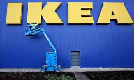 Ikea in Belfast