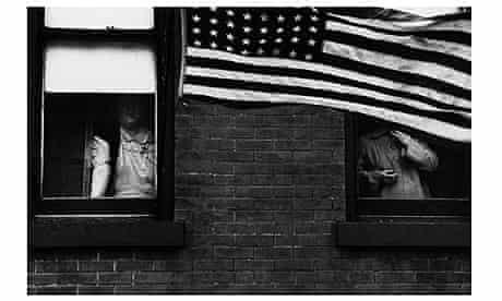 Robert Frank: Parade - Hoboken