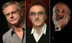 Stephen Daldry, Danny Boyle and Mike Leigh