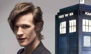 Matt Smith as Doctor Who