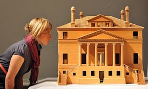 Royal Academy's Andrea Palladio exhibition