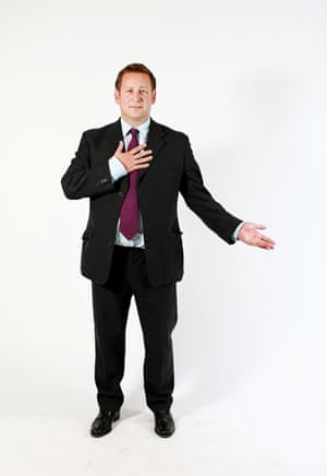 Frieze browsers & buyers: Ed Vaizey, shadow minister for culture
