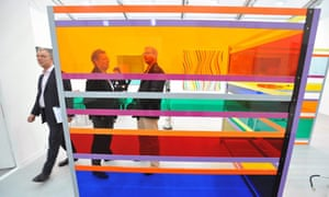 Liam Gillick's Untitled at the Frieze art fair