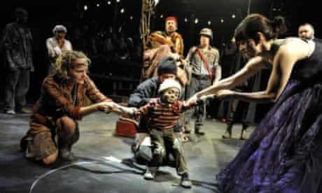The Caucasian Chalk Circle at West Yorkshire Playhouse
