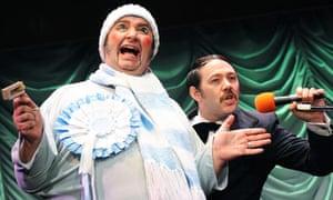 Comedians @ The Lyric, Hammersmith