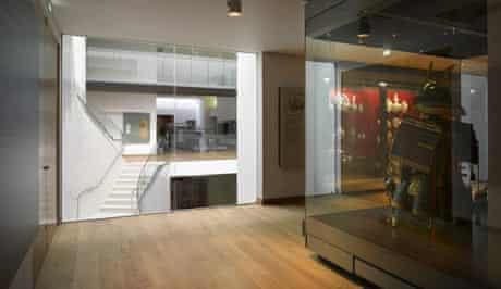 Ashmolean Museum Extension, Oxford.