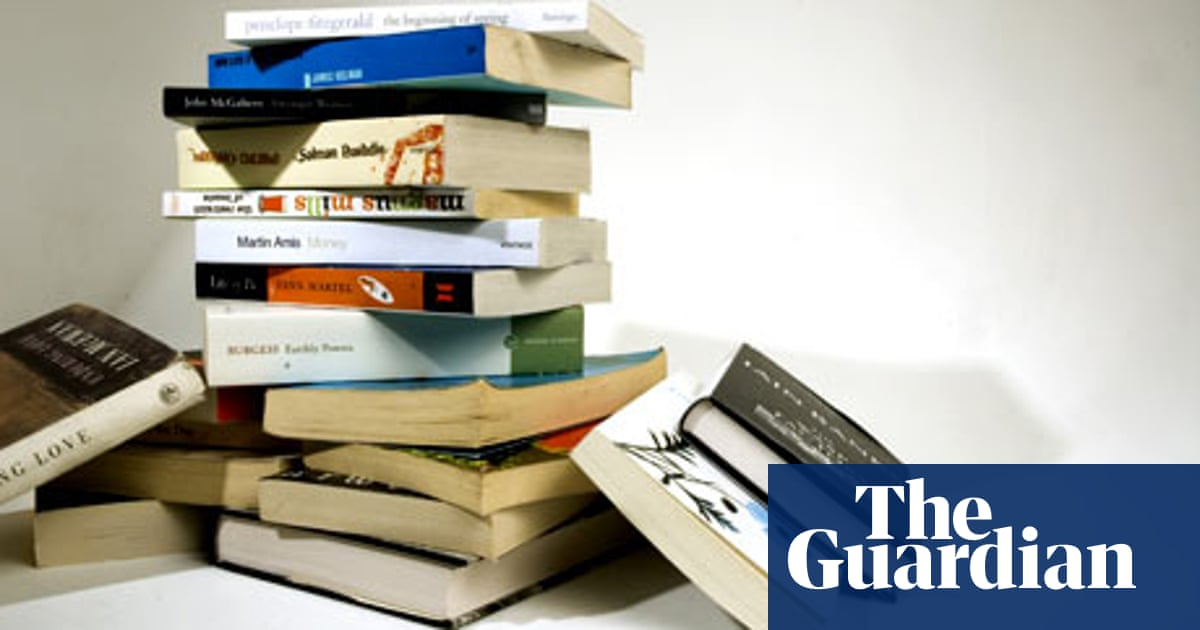 How not to title a novel | Books | The Guardian